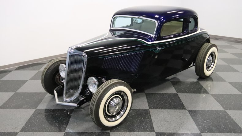1934 Ford 5-Window 21