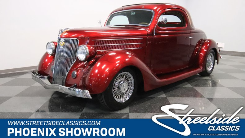 For Sale: 1936 Ford 3-Window