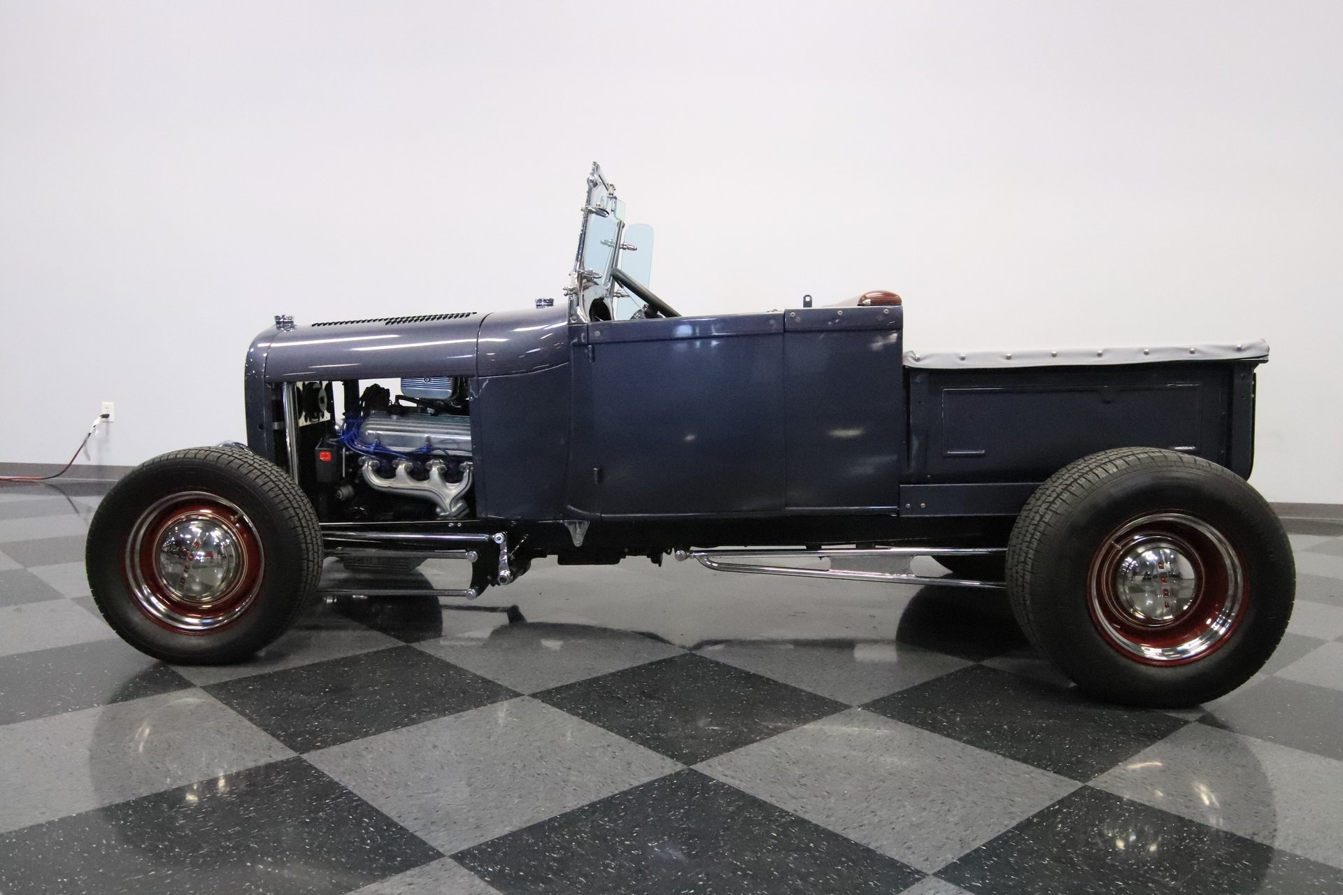 1929 ford highboy roadster pickup