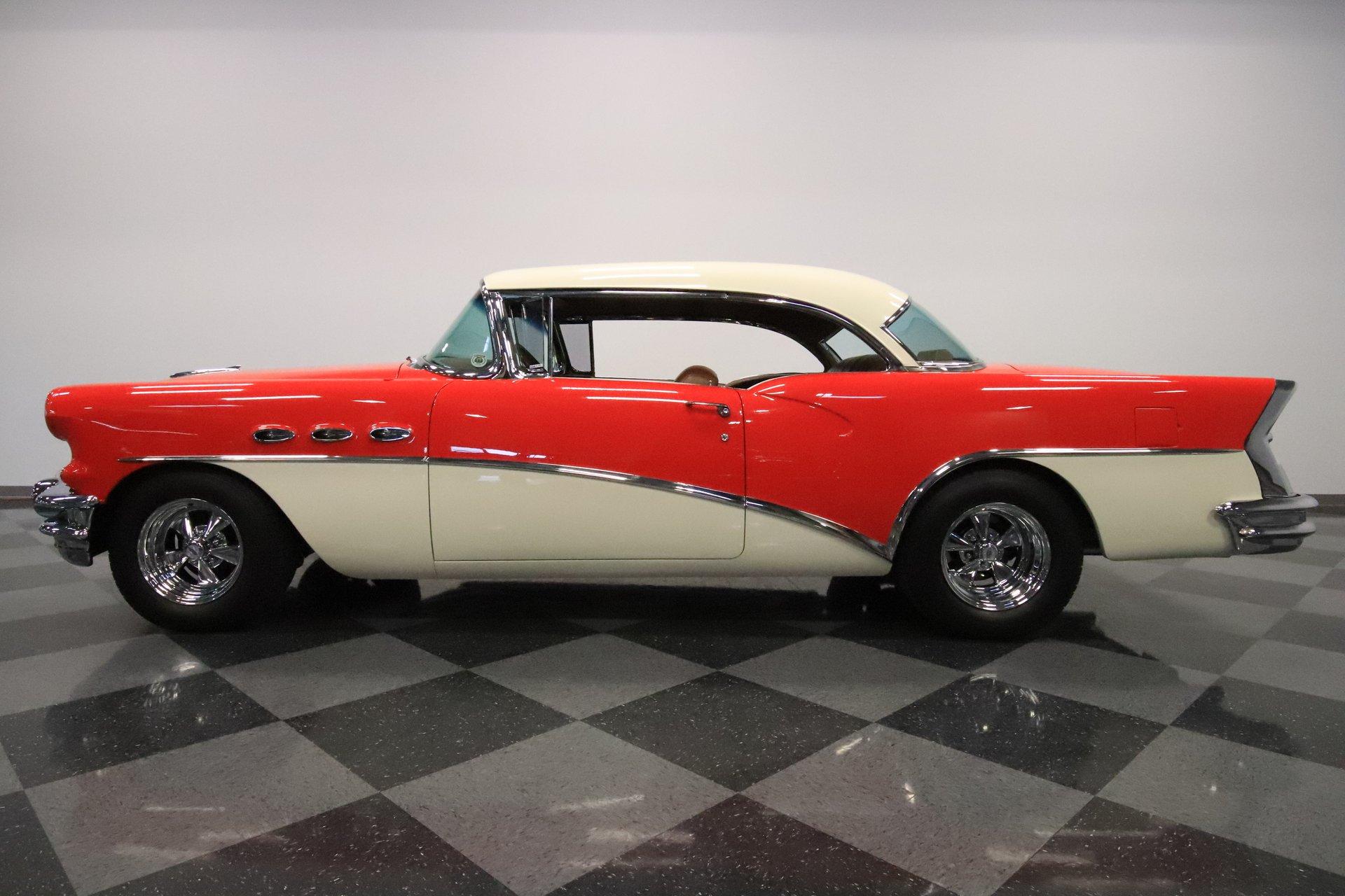 1956 buick special hemi restomod