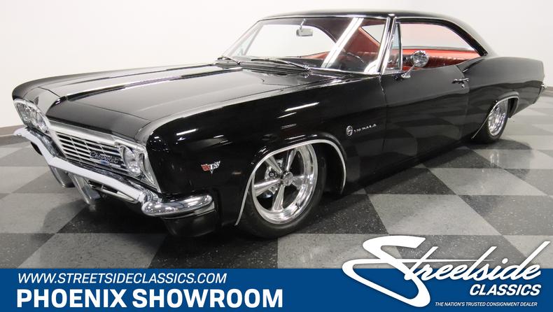 1966 Chevrolet Impala | Streetside Classics - The Nation's