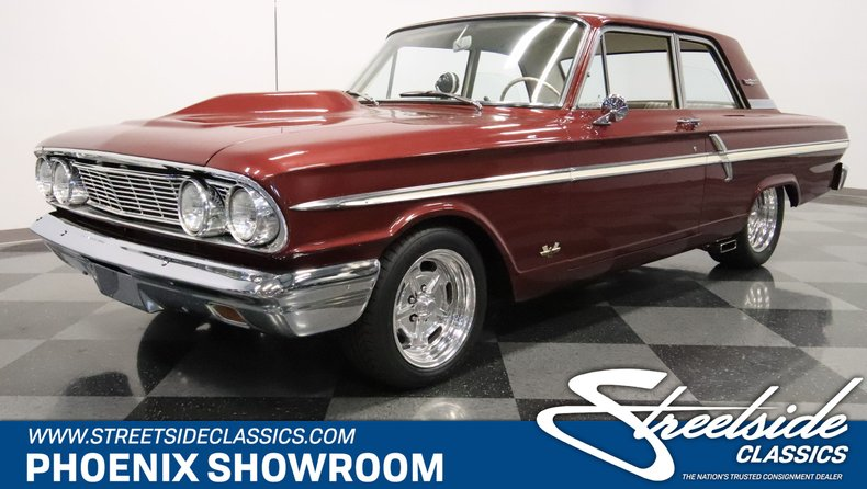 For Sale: 1964 Ford Fairlane 500