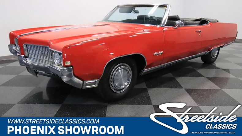 1969 Oldsmobile Ninety-Eight For Sale
