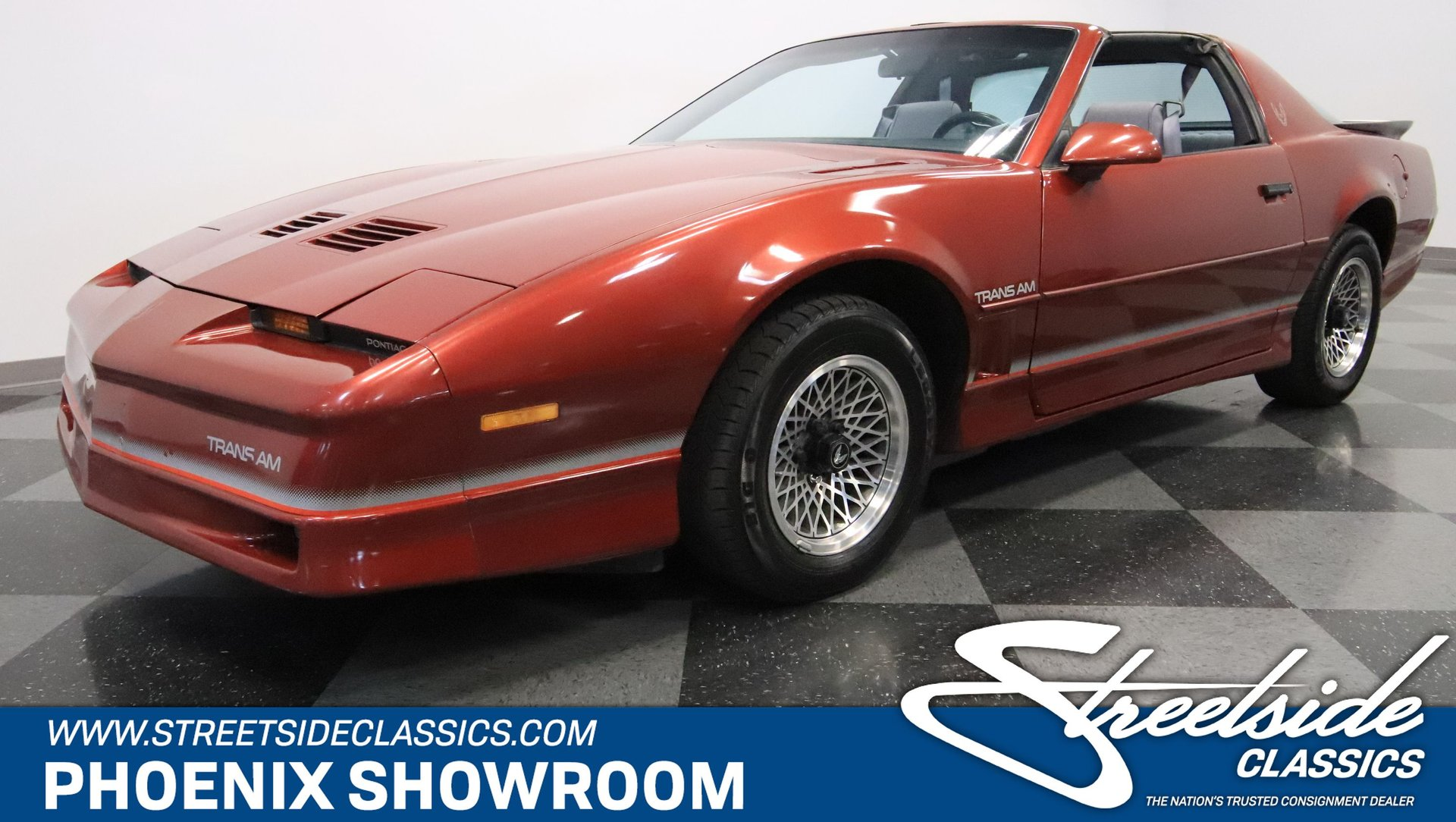 1986 Pontiac Firebird Classic Cars For Sale Streetside Classics The Nation S 1 Consignment Dealer