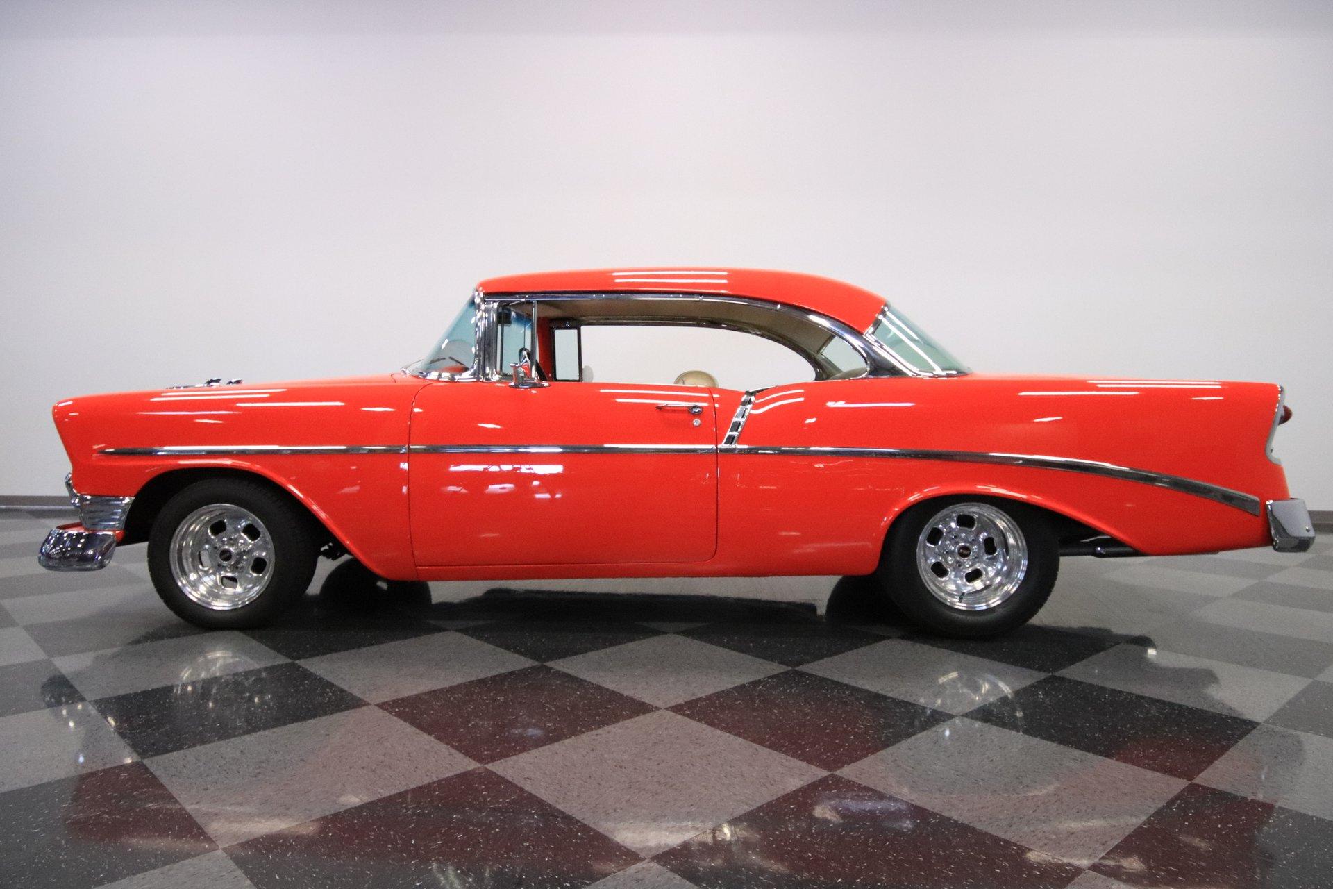 1956 chevrolet 210 restomod
