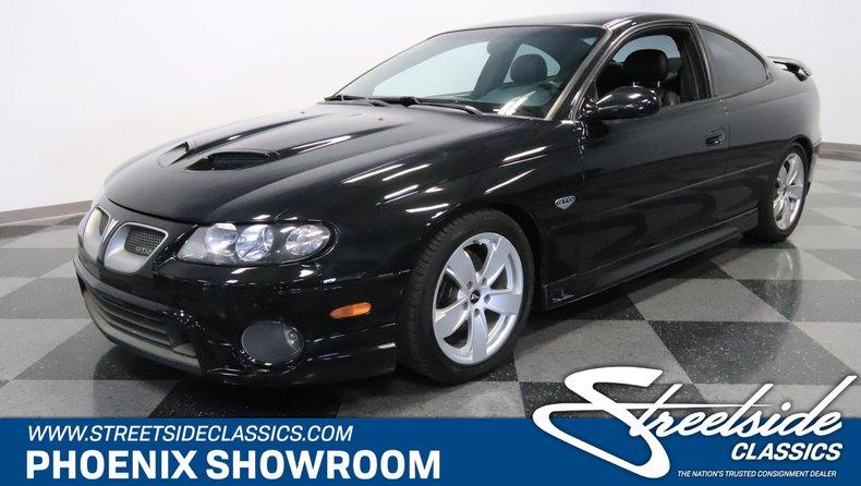 For Sale: 2005 Pontiac GTO