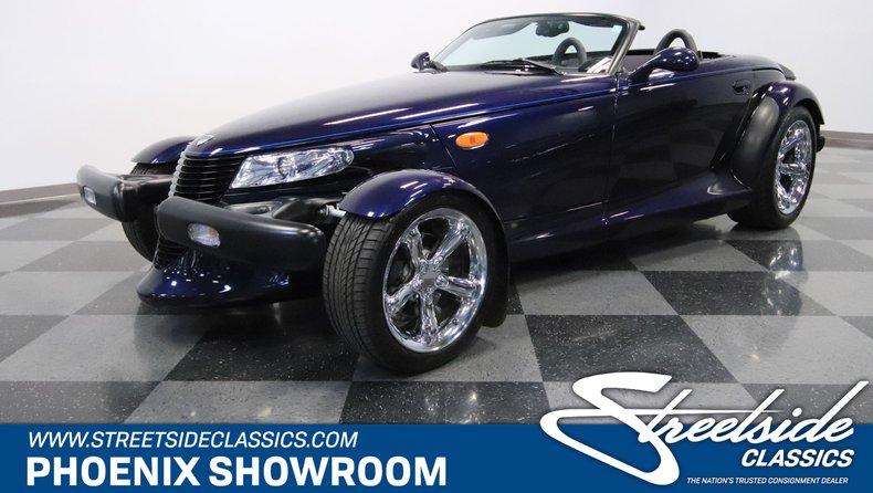 For Sale: 2001 Chrysler Prowler