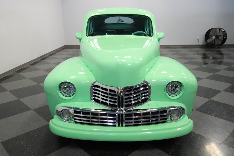 1946 Lincoln Club Coupe 19
