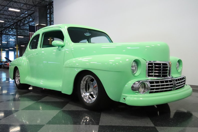 1946 Lincoln Club Coupe 36
