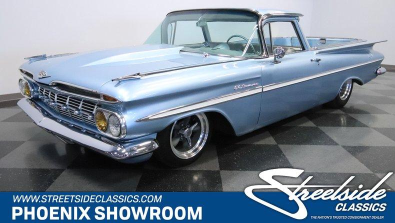 For Sale: 1959 Chevrolet El Camino