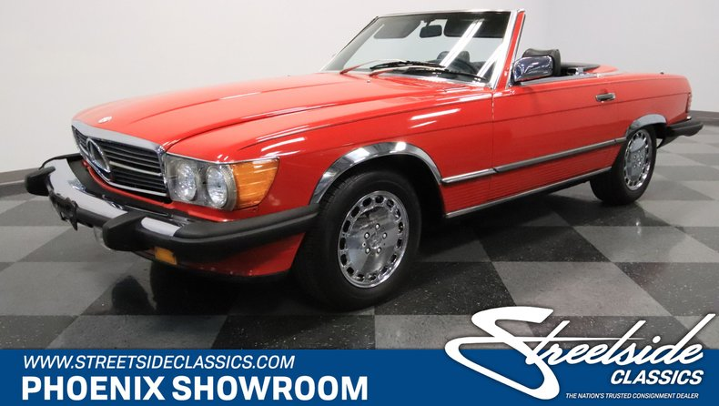 1980 Mercedes-Benz 450SL For Sale