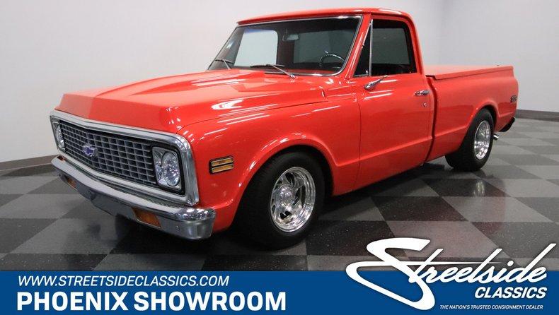 1971 Chevrolet C10 For Sale