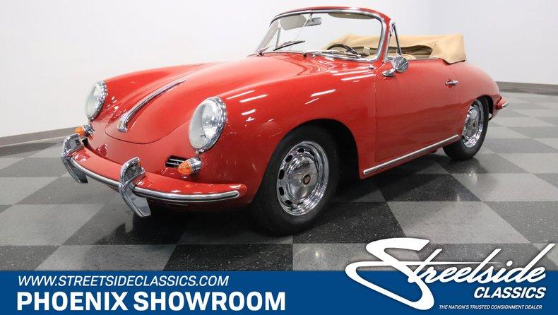 For Sale: 1964 Porsche 356C