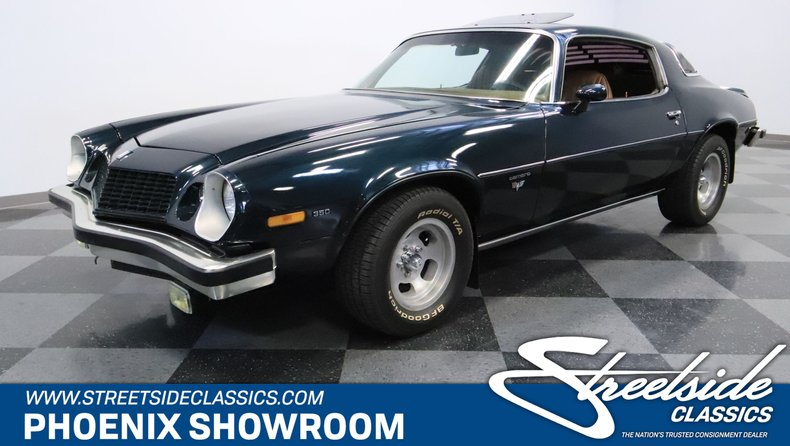 For Sale: 1975 Chevrolet Camaro