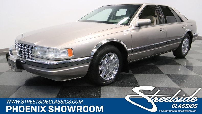 For Sale: 1997 Cadillac Seville