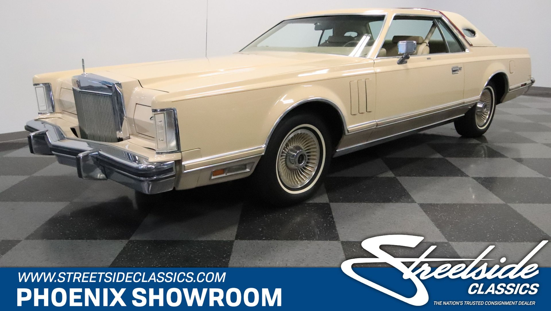 1979 Lincoln Mark V Cartier Edition for sale #169188 | Motorious