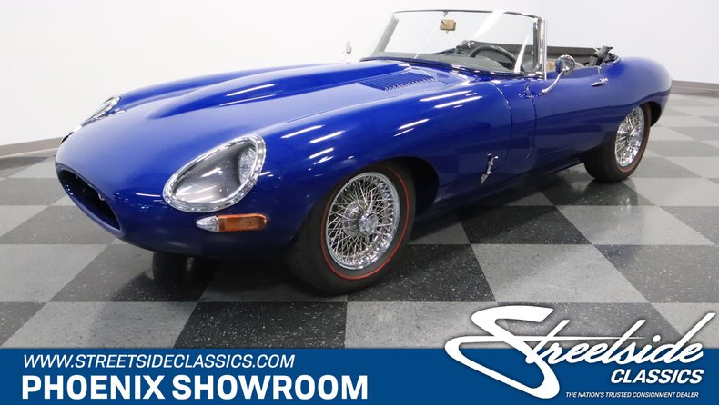 For Sale: 1965 Jaguar XKE