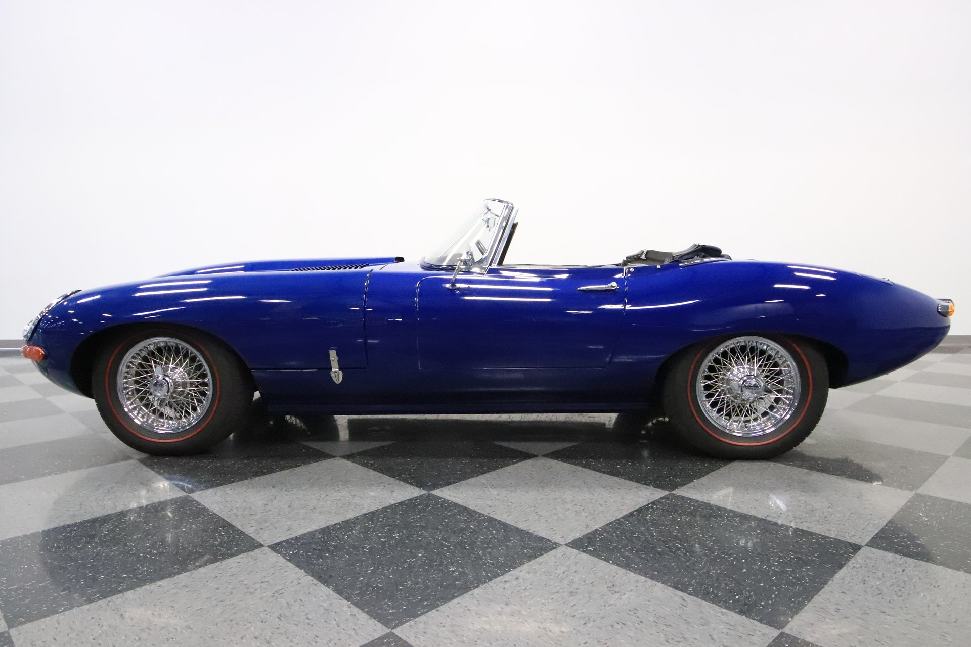 1965 jaguar xke restomod roadster