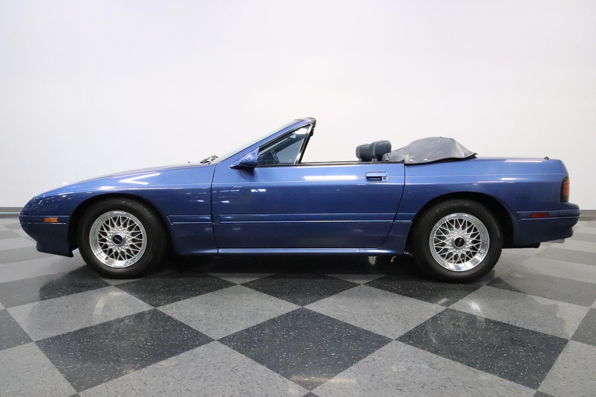 1989 mazda rx 7 convertible