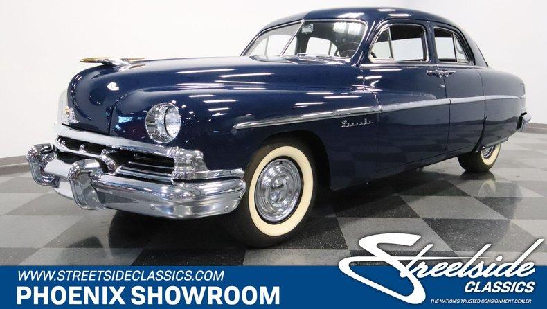 1951 Lincoln Sedan 1