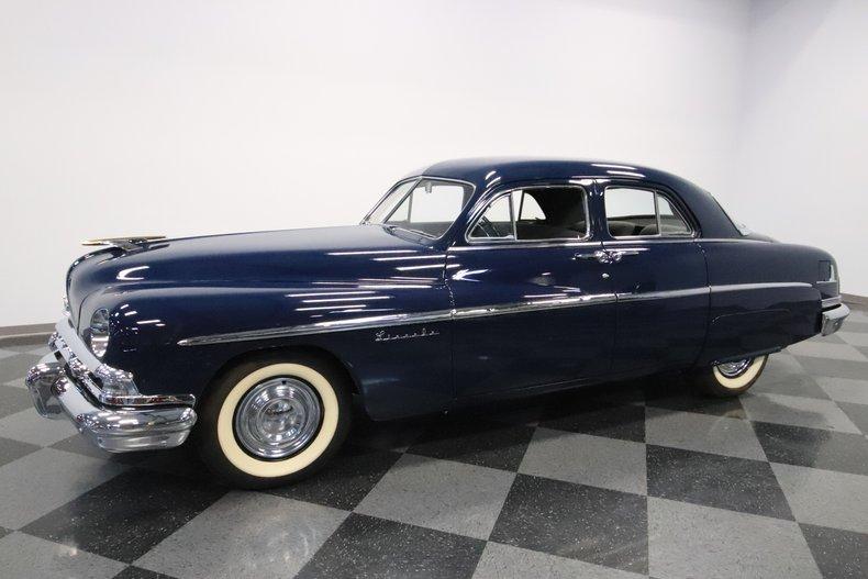1951 Lincoln Sedan 6