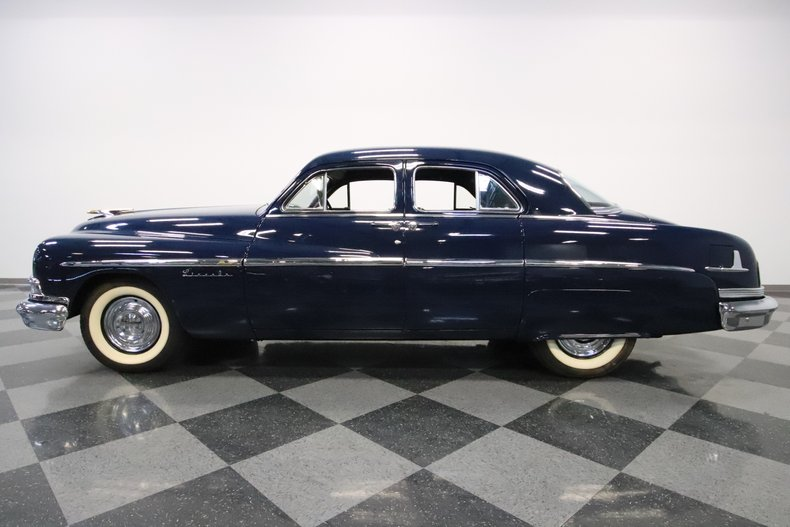 1951 Lincoln Sedan 2