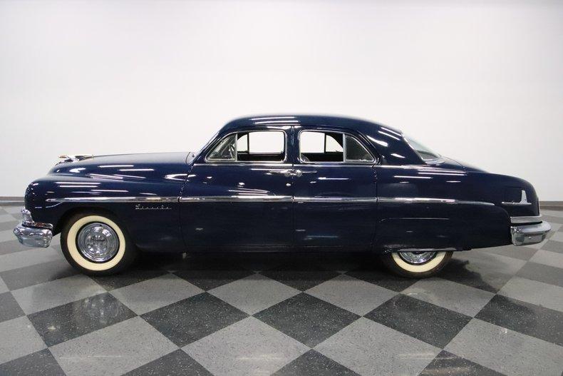 1951 Lincoln Sedan 7