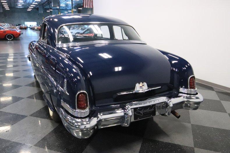 1951 Lincoln Sedan 10