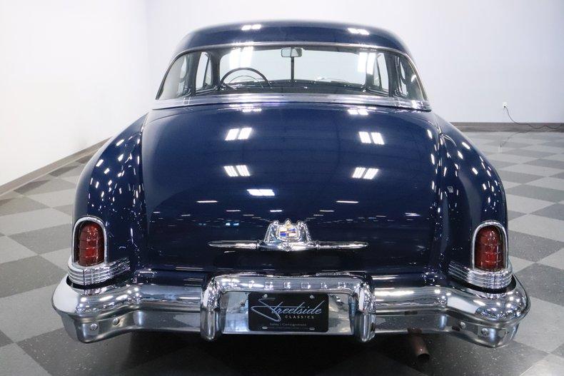 1951 Lincoln Sedan 11