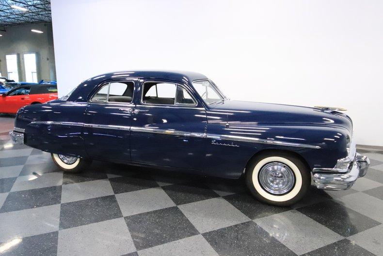 1951 Lincoln Sedan 16
