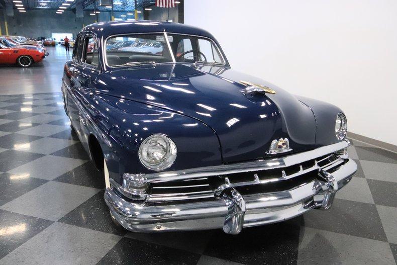 1951 Lincoln Sedan 18
