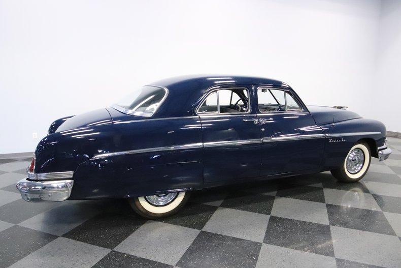 1951 Lincoln Sedan 14