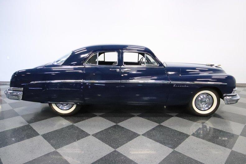 1951 Lincoln Sedan 15