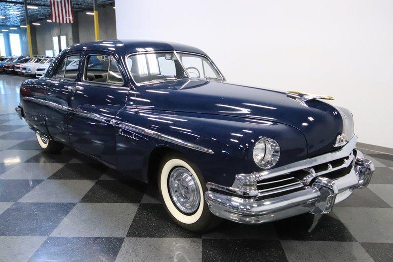 1951 Lincoln Sedan 17