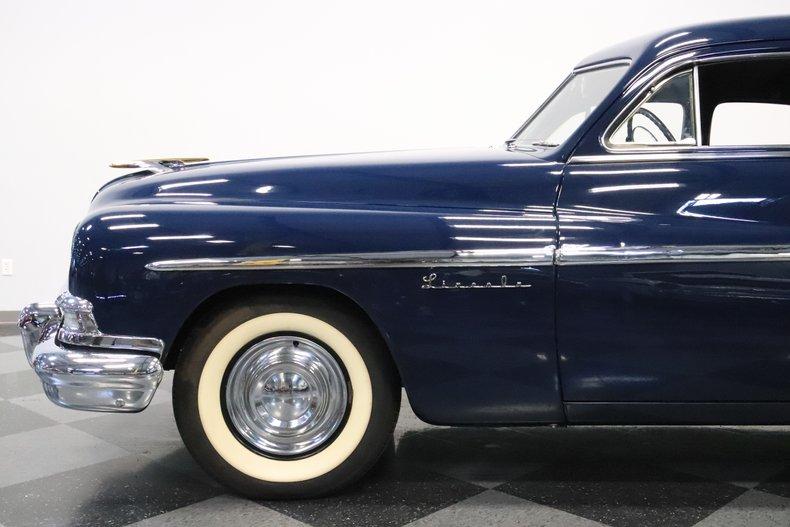 1951 Lincoln Sedan 25