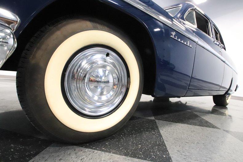 1951 Lincoln Sedan 23