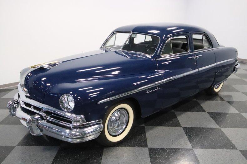 1951 Lincoln Sedan 21