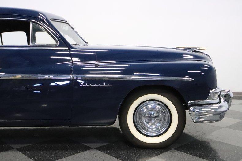 1951 Lincoln Sedan 35