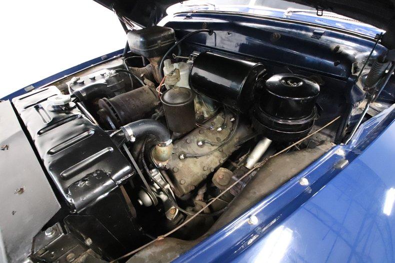 1951 Lincoln Sedan 38