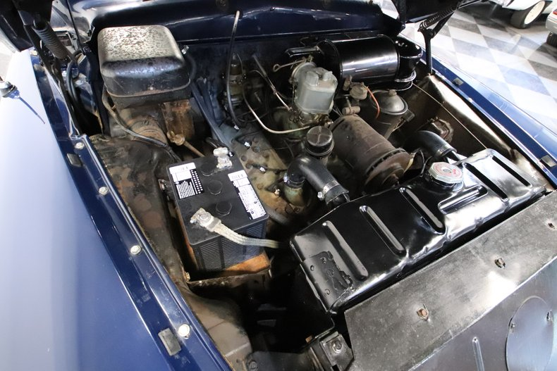 1951 Lincoln Sedan 39