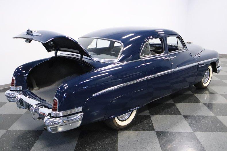 1951 Lincoln Sedan 40