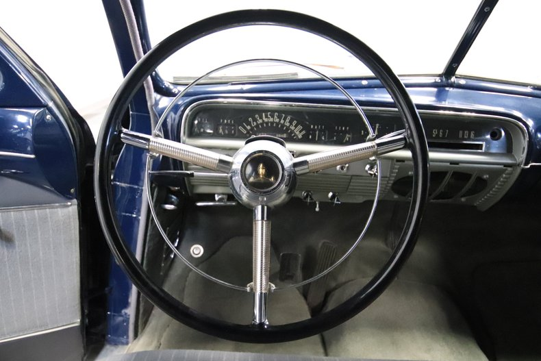 1951 Lincoln Sedan 47