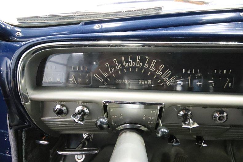 1951 Lincoln Sedan 48