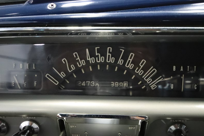 1951 Lincoln Sedan 49