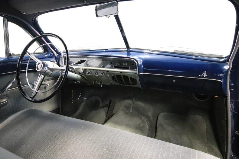 1951 Lincoln Sedan 55
