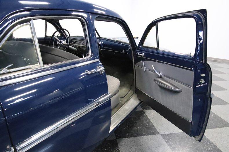 1951 Lincoln Sedan 59