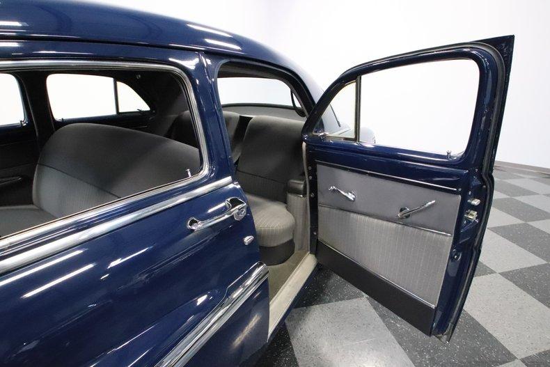 1951 Lincoln Sedan 60