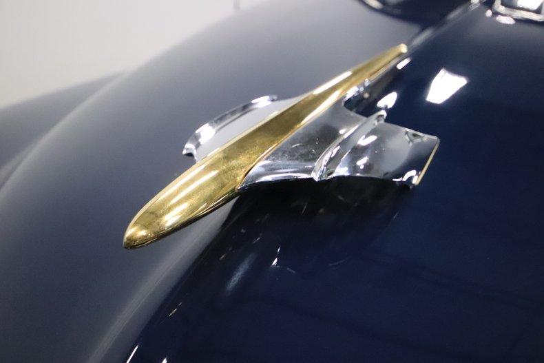 1951 Lincoln Sedan 71