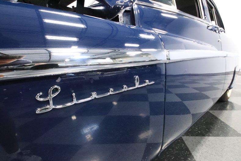 1951 Lincoln Sedan 70
