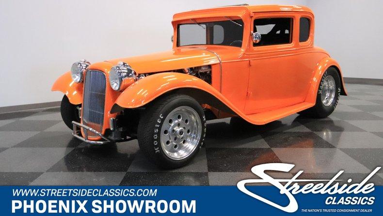 1932 Chevrolet 5 Window For Sale